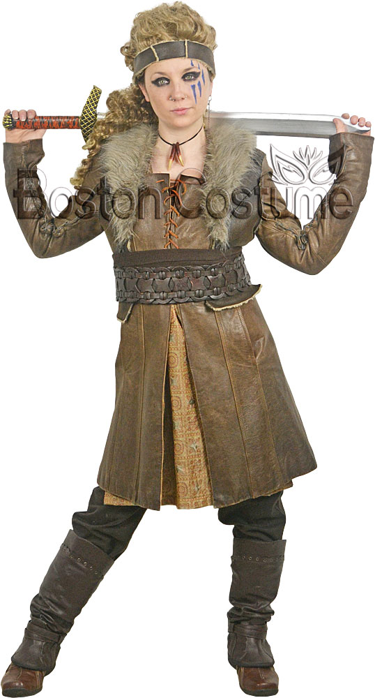 Viking Party Costumes Viking Woman Rental Costume