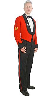 British Army Mess Uniform