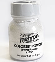 Colorset Powder by Mehron