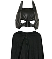 Batman Cape & Headpiece