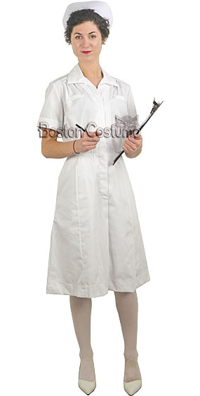 Nurse Rental Costume