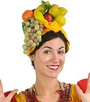 Carmen Miranda Headpiece