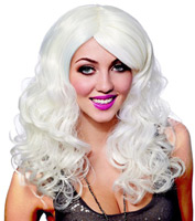 Lolita Wig in Platinum