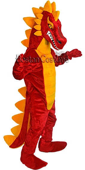 Deluxe Dragon Rental Costume