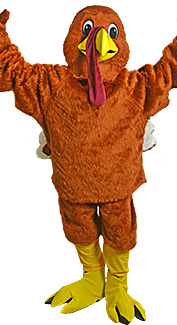 Turkey Rental Costume