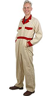 1950's Mechanic Costume