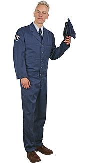 MBTA Driver Costume
