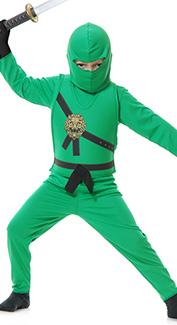 Ninja Avengers Costume