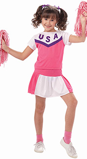 Cheerleader Costume