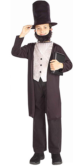 Abe Lincoln Costume