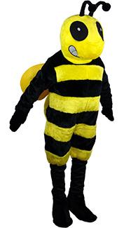 Deluxe Bee Mascot Costume