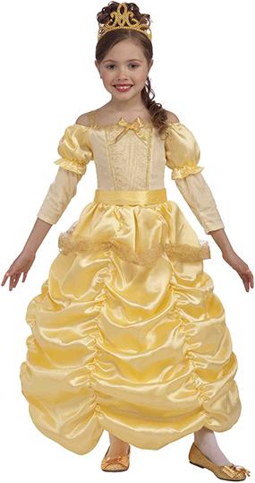 Beauty Princess Costume