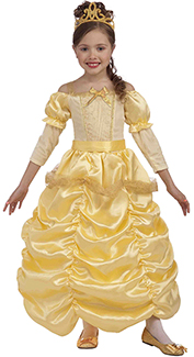 Beauty Princess Costume