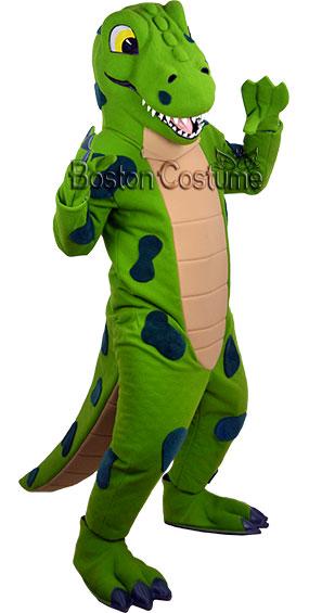 Deluxe Dinosaur Rental Costume