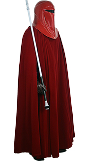 Deluxe Imperial Guard Costume