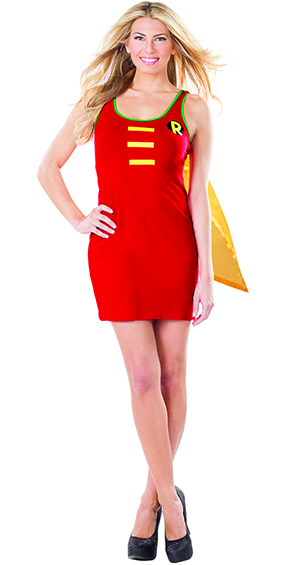 Robin Tank Dress