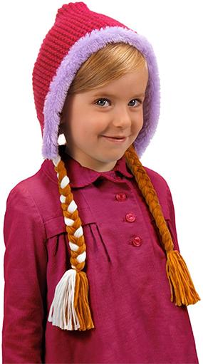 Frozen Anna Hoodie