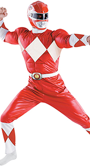 Red Ranger Costume
