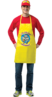 Breaking Bad Los Pollos Hermanos Costume