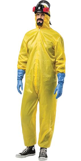 Breaking Bad Hazmat Costume