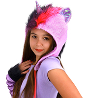 Twilight Sparkle Hood