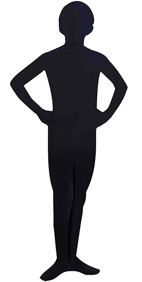 I'm Invisible Costume
