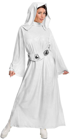 Princess Leia Rental Costume