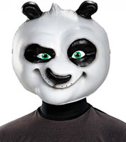 Panda-Po Mask