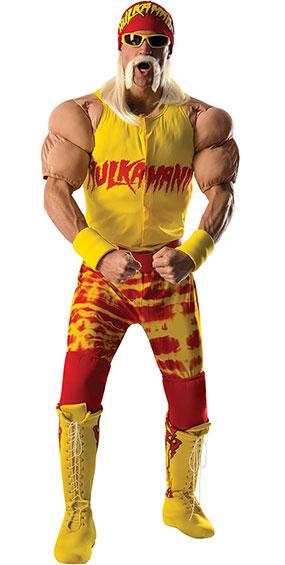 Hulk Hogan Costume