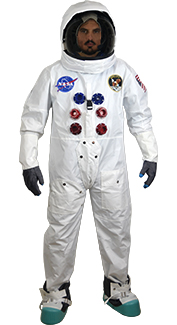 Apollo Astronaut Costume