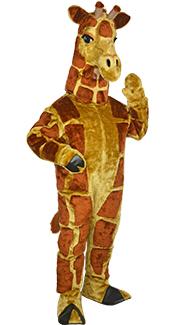 Deluxe Giraffe Costume