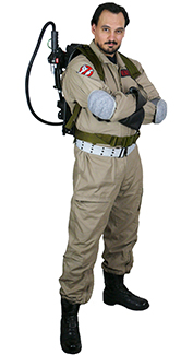 Deluxe Ghostbuster
