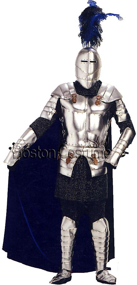 Deluxe Knight Costume  sc 1 st  Boston Costume & Knight Costume at Boston Costume