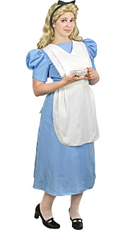 Alice in Wonderland Rental Costume