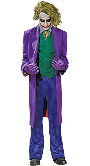 The Joker Rental Costume
