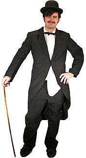 Charlie Chaplin Costume