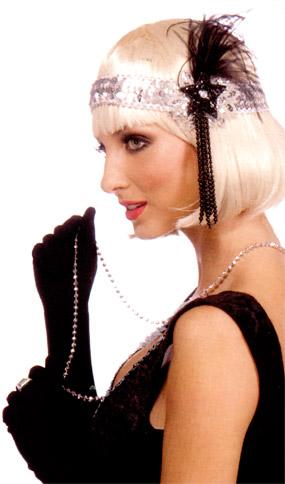 Deluxe Flapper Headband