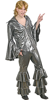 Disco Dancing King Costume