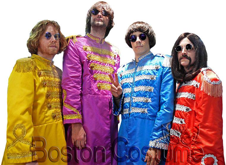Sgt Rocker Costume In Blue At Boston Costume