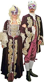 Deluxe Colonial Costumes