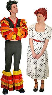 Lucy & Ricky Costumes