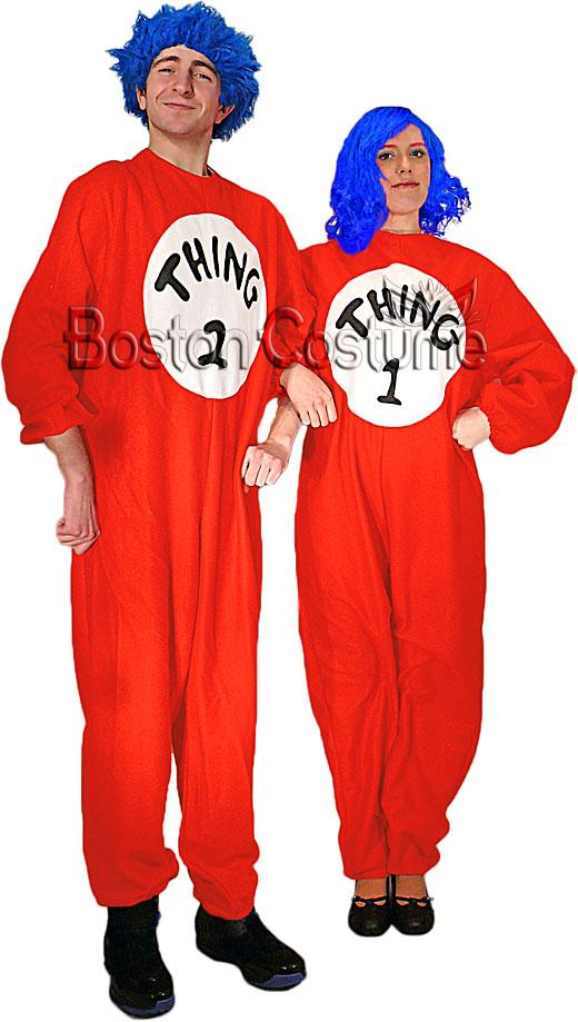 Thing 1   Thing 2 Costumes at Boston Costume f87c420d2