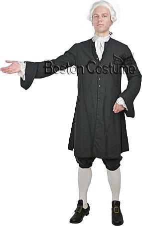 18th Century/Colonial Man Rental Costume