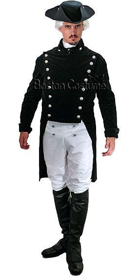Colonial Man #12 Costume