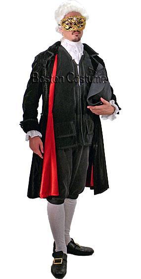 Venetian Man #6 Costume