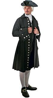 Colonial Man #18 Costume
