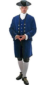 Colonial Man #20 Costume