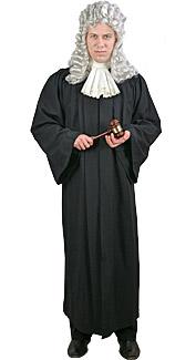 Judge Rental Costume