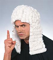 Judge Wig by Rubies