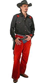 Cowboy #1 Costume